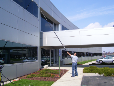 Residential & Commercial Window Cleaning MN